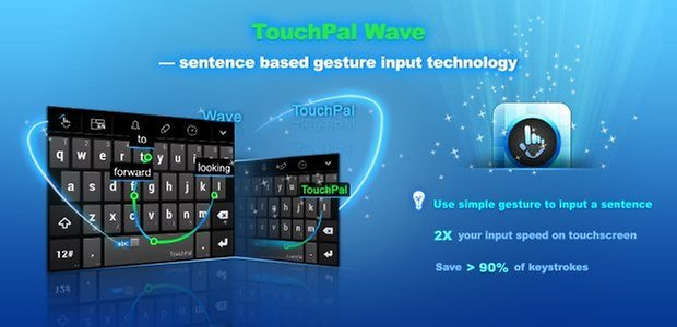 Touchpal wave teaser