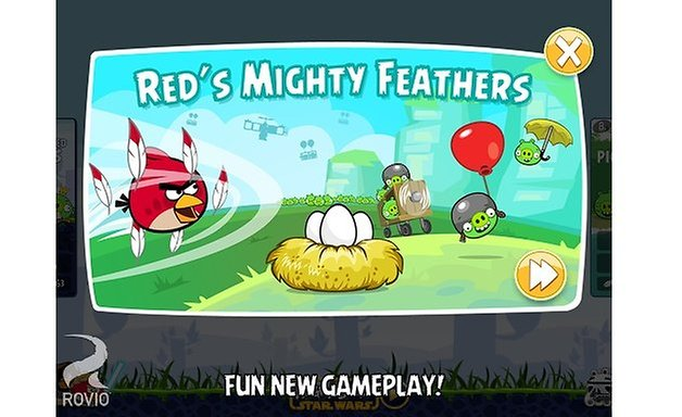 angrybirds update