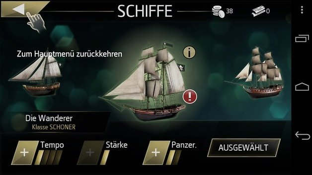 assassins creed pirates screenshot3