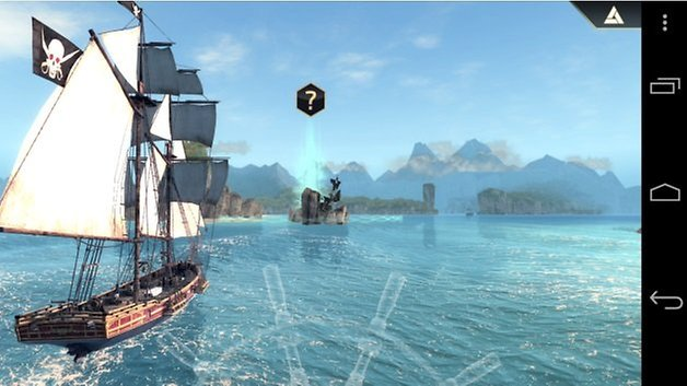 assassins creed pirates screenshot5
