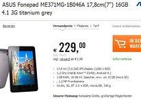Asus Fonepad in Deutschland verfügbar