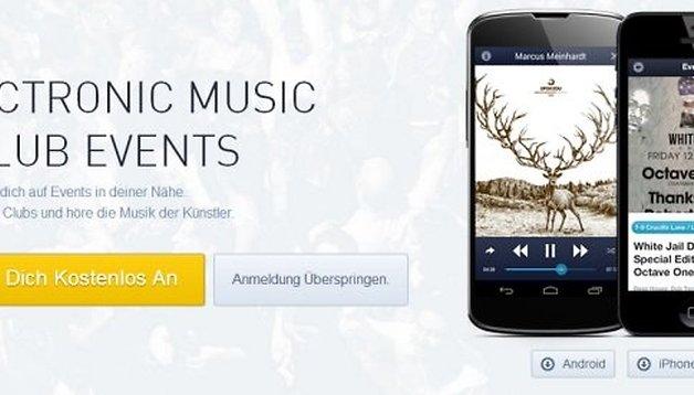 Beatguide - Terminkalender für Freunde der elektronischen Musik
