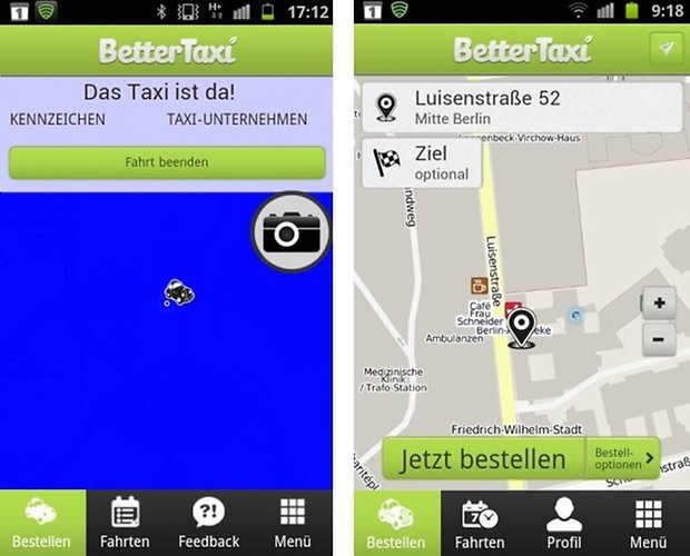 bettertaxi sc bt