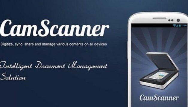 CamScanner -Phone PDF Creator: Der Hosentaschen-Scanner
