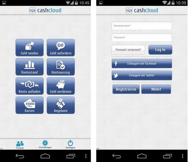 cashcloud screenshot1