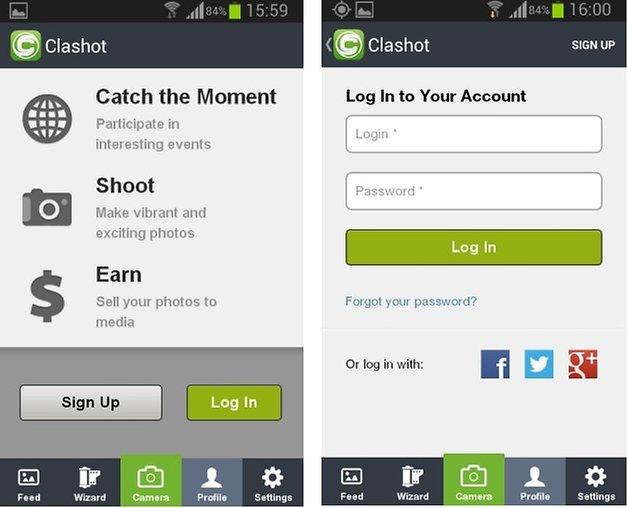 clashot screenshot1