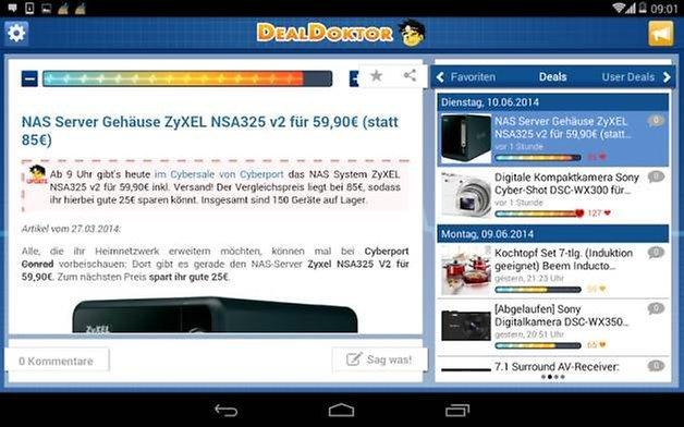 dealdoktor screenshot5