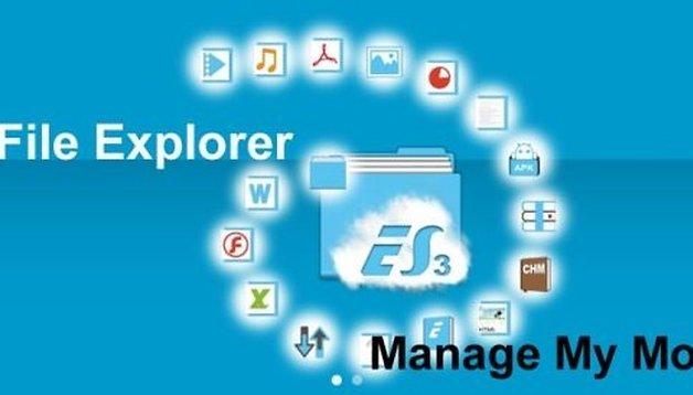 ES Datei Explorer - Der König unter den File-Managern