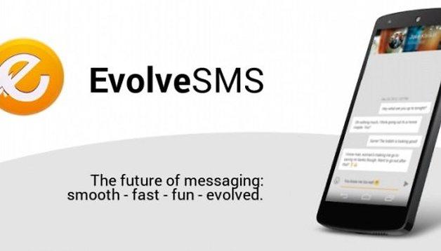 EvolveSMS: Die SMS-Alternative mit Top-Design