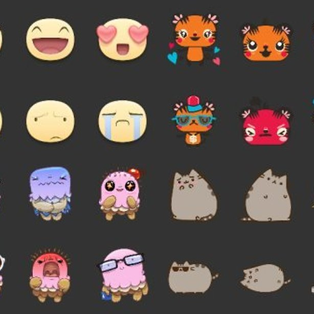 Facebook Messenger And Chat Heads Get Cute With Stickers