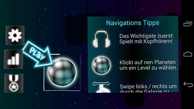 flow a space drum saga dlx screenshot1