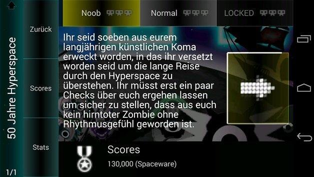 flow a space drum saga dlx screenshot2