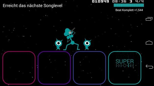 flow a space drum saga dlx screenshot3