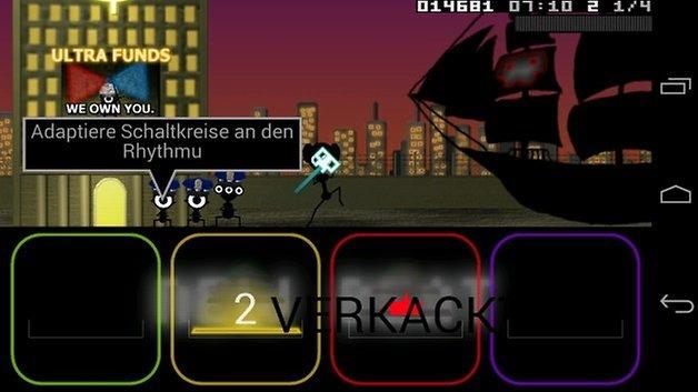 flow a space drum saga dlx screenshot5