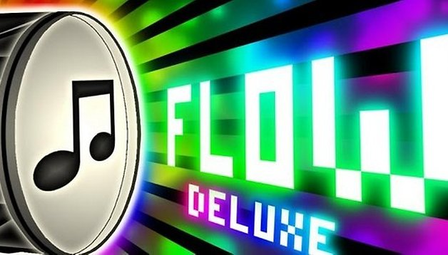 FLOW - A Space Drum Saga DLX: Fühle den Beat!