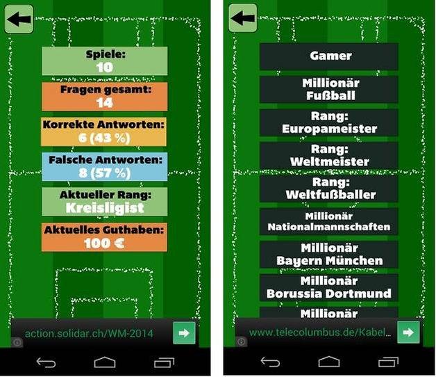 fussballquiz mit freunden screenshot 4