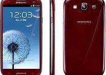 Rote Farbedition, Samsung Galaxy S2 Plus und neuer Zusatzakku