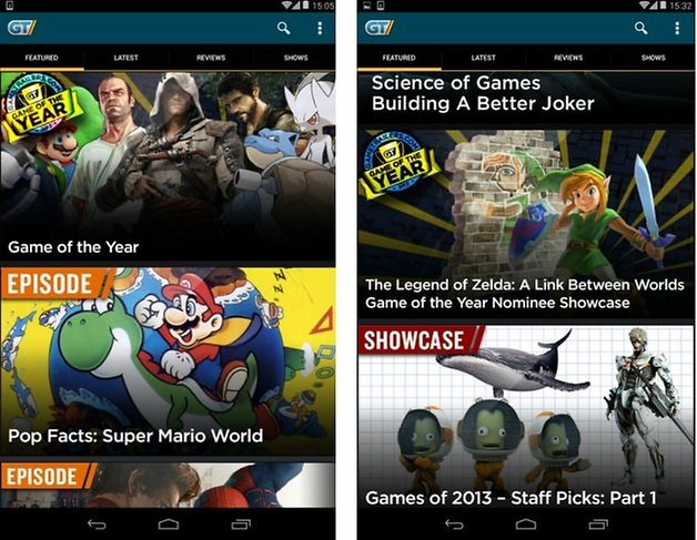 gametrailers screenshot 1