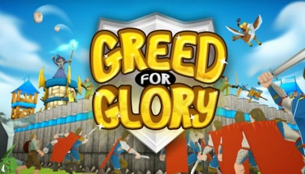 Greed for Glory: Gelungenes Strategiespiel à la Clash of Clans