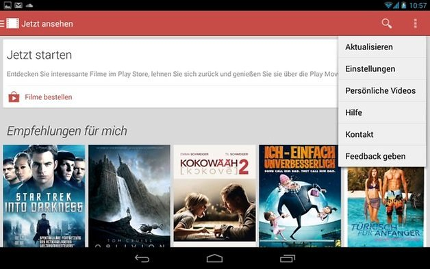 google play movies update kw38