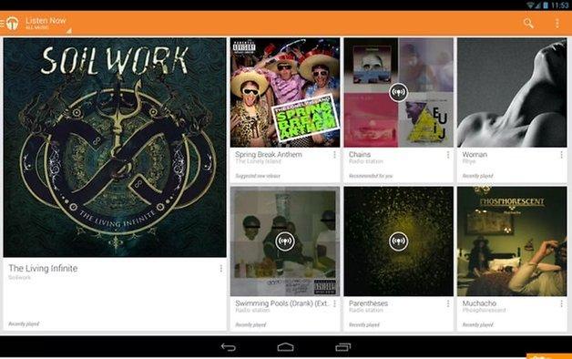 google play music update kw 37
