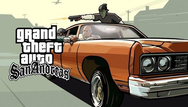 Grand Theft Auto San Andreas: Gangster, Waffen und schnelle Autos
