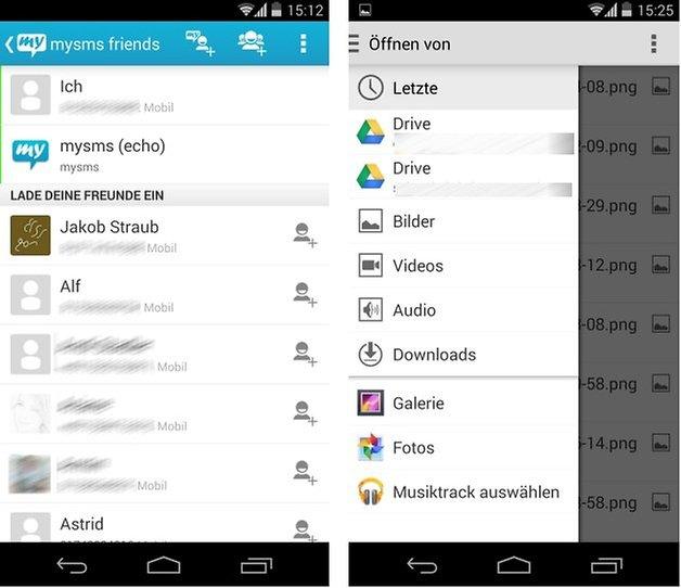 mysms screenshot3