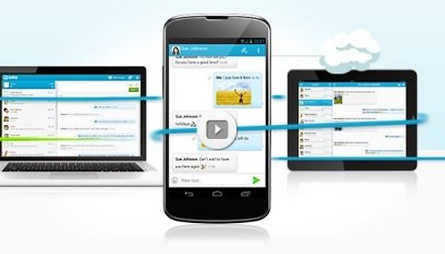 Gratis Messenger ↔ SMS PC&Sync: Eine Alternative zur Standard-SMS-App