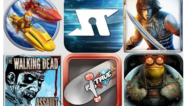 The Latest Games in the Google Play Store