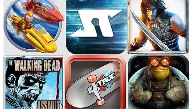 Os mais novos jogos da Google Play Store