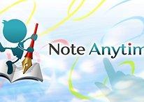 Note Anytime : l'application parfaite pour toutes vos notes complexes