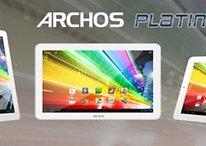 ARCHOS präsentiert drei Platinum-Tablets in Deutschland
