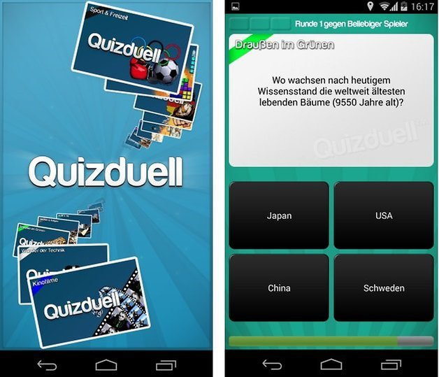 quiz duell screenshot1