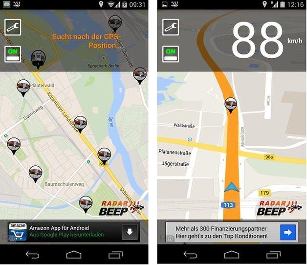 radarbeep screenshot3