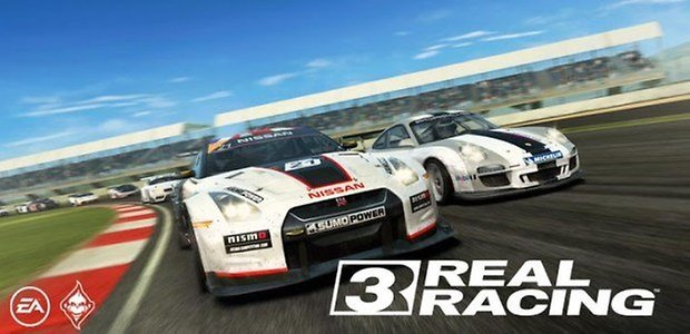 real racing 3 teaser