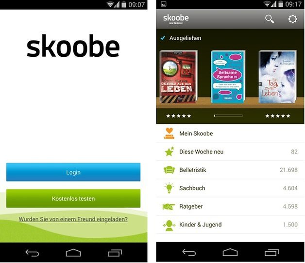 skoobe screenshot1