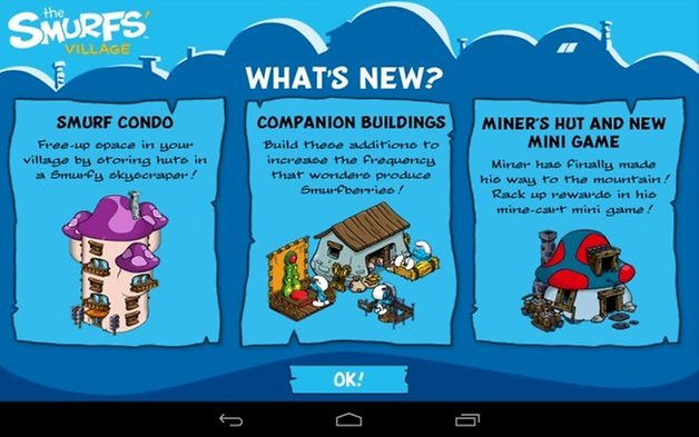 smurfsvillage update