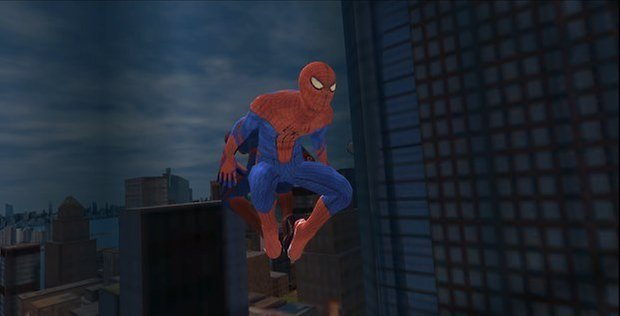 spiderman screenshot
