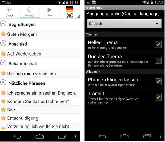 sprachfuehrer pro screenshot4