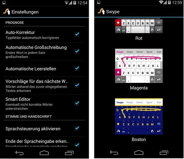 swype screenshot5