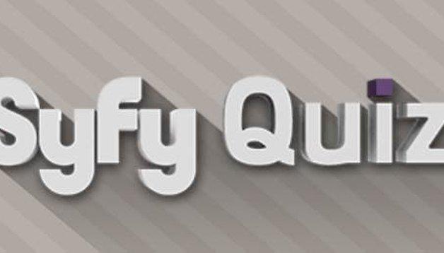 Syfy Quiz: Das Quizduell für Science-Fiction-Fans