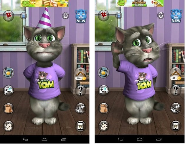talking tom cat 2 screenshot1