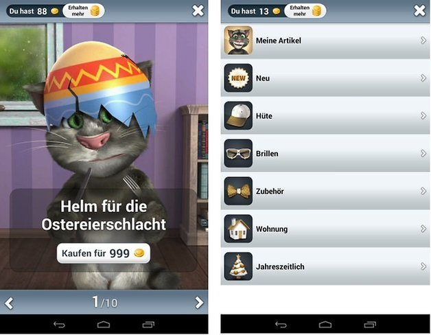 talking tom cat 2 screenshot3