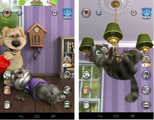 talking tom cat 2 screenshot5