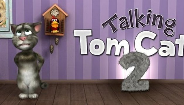 Talking Tom Cat 2 Free: o gato falante do smartphone