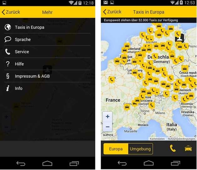 taxi eu screenshot5