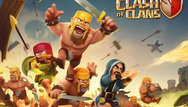 Clash of Clans - Por fin en Android