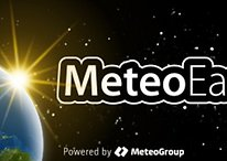 MeteoEarth:  Pocket-sized animated world weather