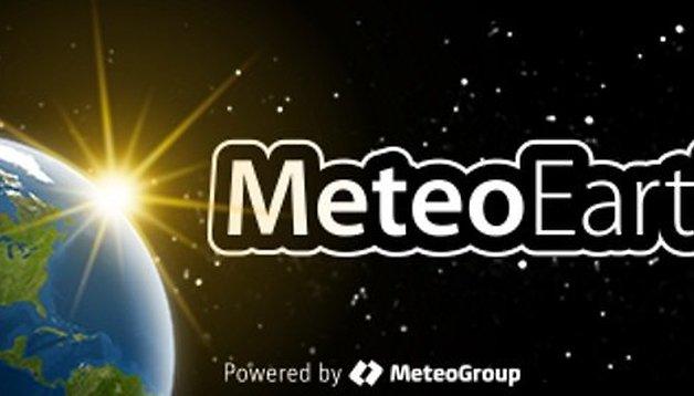 MeteoEarth : La météo mondiale en format de poche interactif