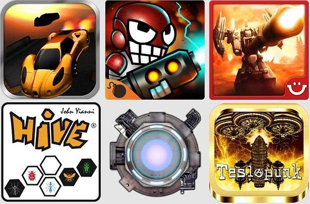 neueste spiele apps